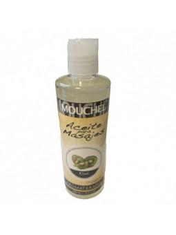 Masajeador relajante. Crema de Kiwi. Aceite Natural